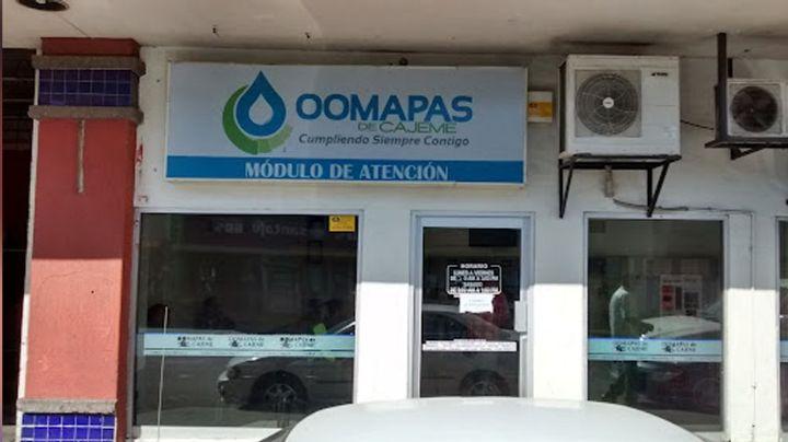Oomapas busca solucionar demanda sin afectar a sus usuarios en Cajeme; debe 235 mdp a Solaqua