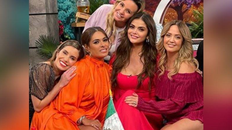 """¿Pleito en Televisa? Llaman """"hipócritas"""" a Galilea Montijo y Andrea Escalona por hacer esto en 'Hoy'"""