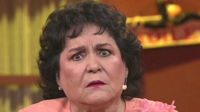 Tras dejar Televisa por TV Azteca, famoso actor revela si Carmen Salinas lo corrió de gran proyecto