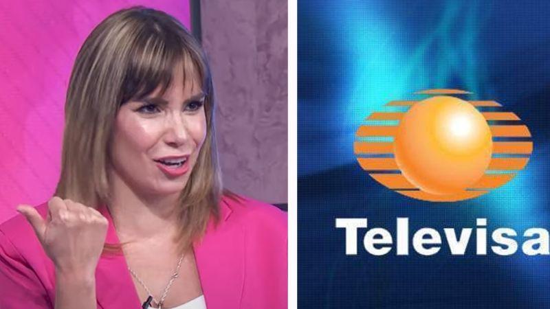 """Famoso galán de Televisa exhibe su fugaz amorío con Andrea Escalona: """"Somos amigos con derecho"""""""