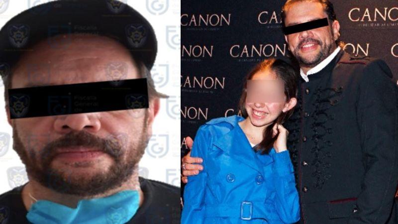 """¡Acabó en psiquiatría! Desde la cárcel, actor de Televisa que 'abusó' de su hija explota: """"Me traicionó"""""""