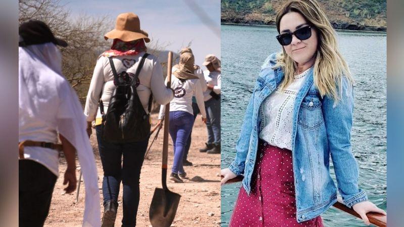 Tras el asesinato de Aranza Ramos, Colectivos seguirán con búsquedas en Guaymas