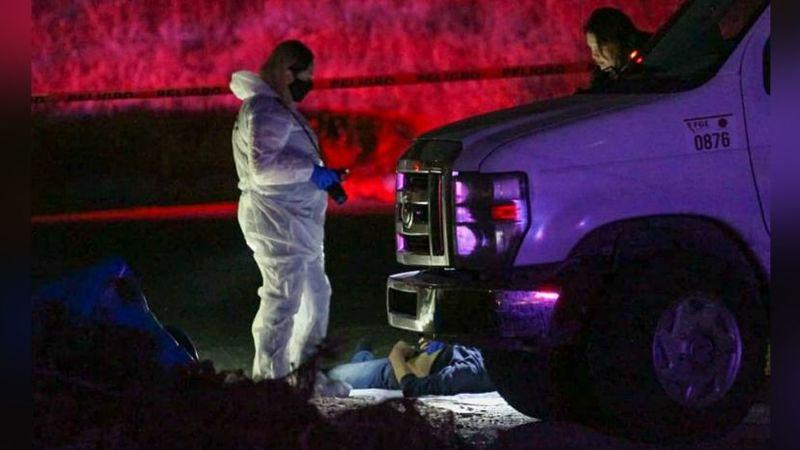 Jornada violenta en Tijuana deja seis muertos; entre ellos un cuerpo 'entambado'