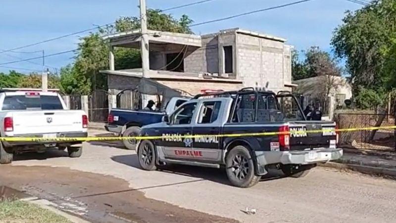 Pistoleros arriban a domicilio de Empalme y ejecutan a 'El Bima', joven de solo 23 años
