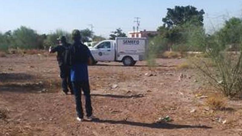 Tenía 49 años: Reconocen a hombre ejecutado con el tiro de gracia en Ciudad Obregón