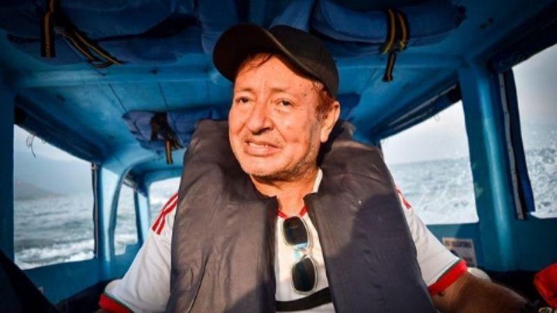 ¿Murió Sammy Pérez? Tras ser intubado por Covid-19, dan fuerte noticia sobre el actor de Televisa
