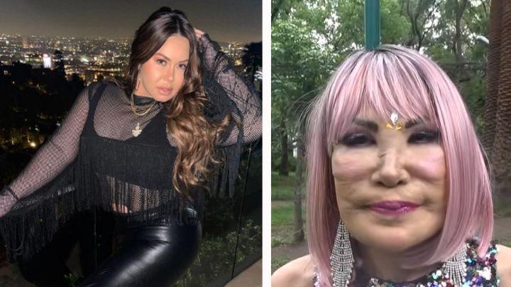 """""""Gorda, ya no tragues"""": Lyn May hace humillantes comentarios a Chiquis Rivera y le EXIGE esto"""