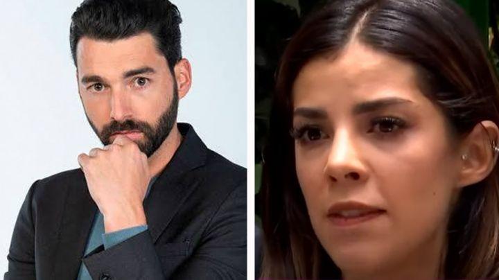 """Protegen a un violador"": Daniela Berriel estalla; dio el perdón a Gonzalo Peña, actor de Televisa"