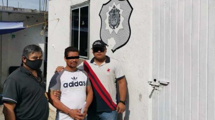 Infierno en casa: Detienen a albañil que abusó de sus 2 hijas desde 2019; tienen 9 y 10 años