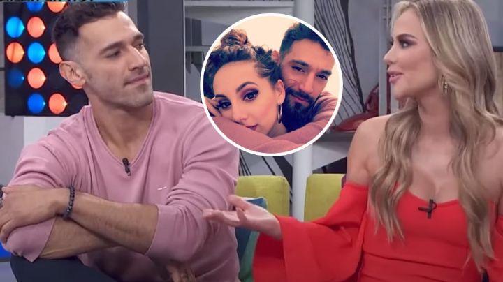¡Dejó a su esposa! Desde Televisa, Raúl Coronado habla de su relación con Ximena Córdoba: VIDEO