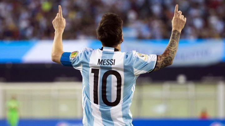 Lionel Messi quiere meter a la Selección de Argentina en semifinales de la Copa América
