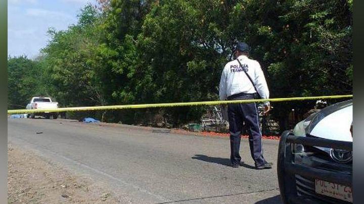 Sinaloa: Blas y Víctor son atropellados de forma brutal; transportaban tomate en una motocicleta
