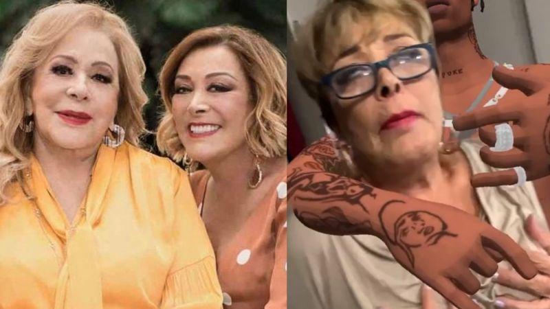 "Sylvia Pasquel: La hija de Silvia Pinal se vuelve viral con polémico video: ""Ay papi rico"""