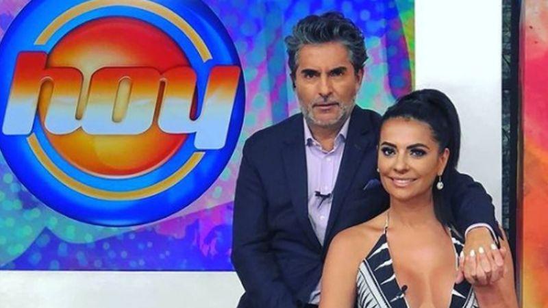 ¡Escándalo en 'Hoy'! 'El Negro' Araiza estrenaría romance con guapa actriz de Televisa 28 años menor