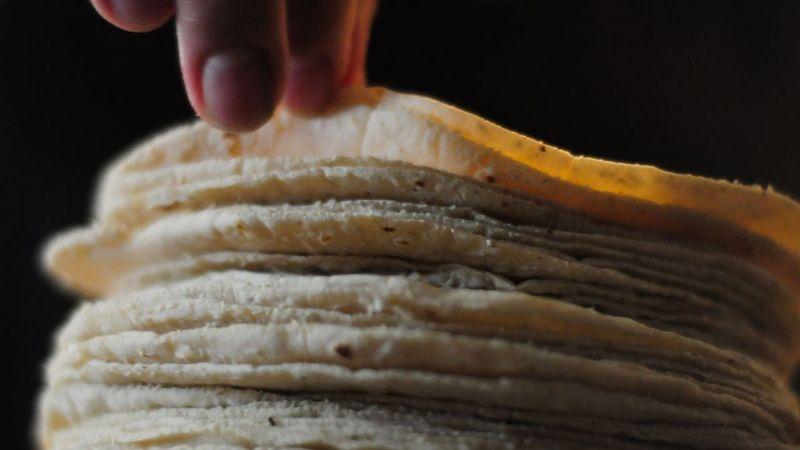 ¿Cuánto? Kilo de tortilla en Hermosillo a punto de llegar a los 30 pesos