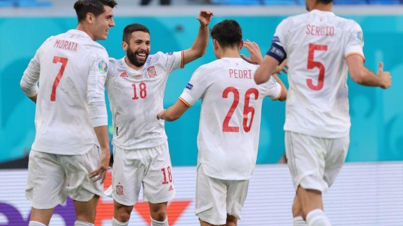 España, el primer semifinalista de la Eurocopa 2020 al derrotar a suiza en penales