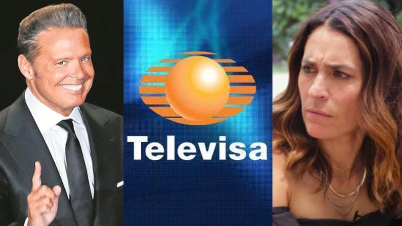 """Luis Miguel rechazó a Luz María Zetina y prefirió a esta actriz de Televisa: """"Me dijo que no"""""""