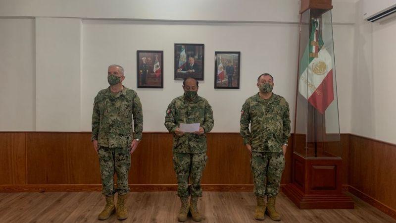 Mando de Armas de la Cuarta Región Naval pasa a manos de José Luis Vergara Ibarra