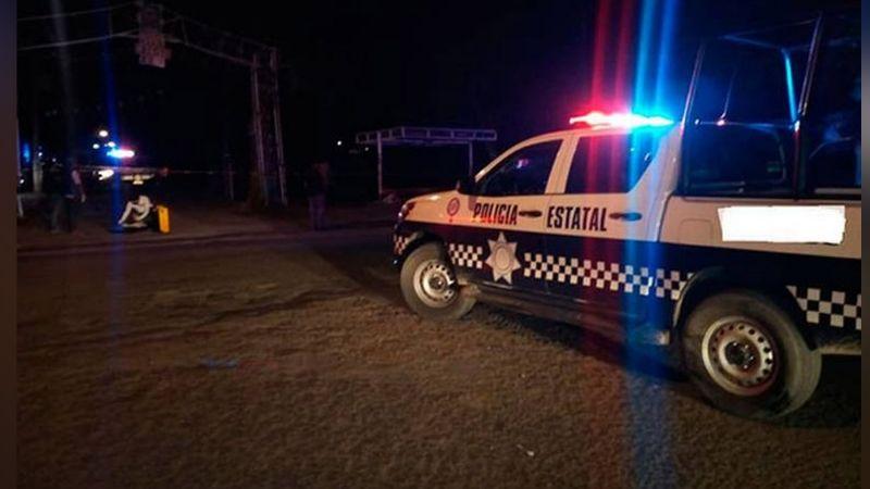 Campesino es asesinado a puñaladas por parte de empleados; los captó mientras robaban