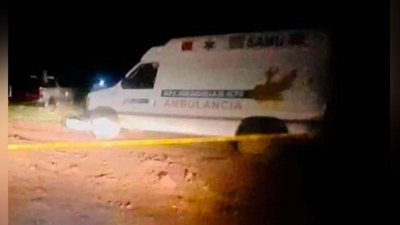 Gobierno de Jalisco condena el homicidio de Fernando y Octavio, paramédicos finados en Zacatecas