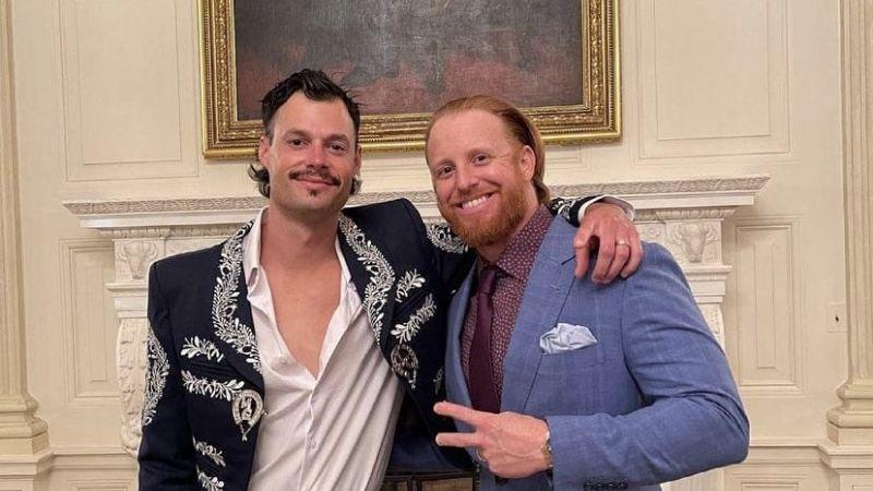 ¡Con estilo! Lanzador de los Dodgers visita la Casa Blanca vestido de mariachi