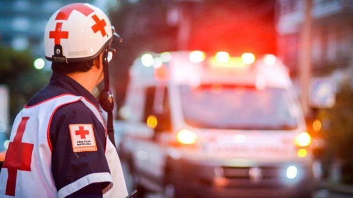 Paramédicos de la CDMX fueron detenidos por abusar de una mujer en una ambulancia