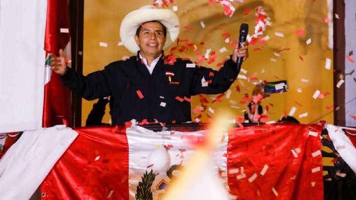 Con más de un mes de retraso, Perú define a Pedro Castillo como presidente electo
