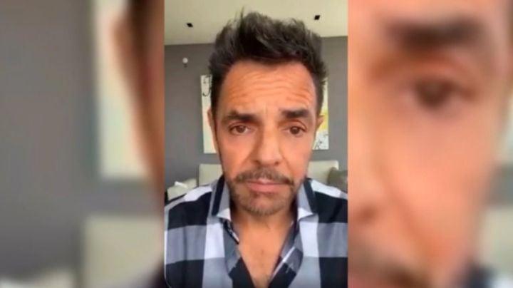 VIDEO: ¿Por qué no aparecía? Eugenio Derbez se pronuncia sobre la salud de Sammy Pérez