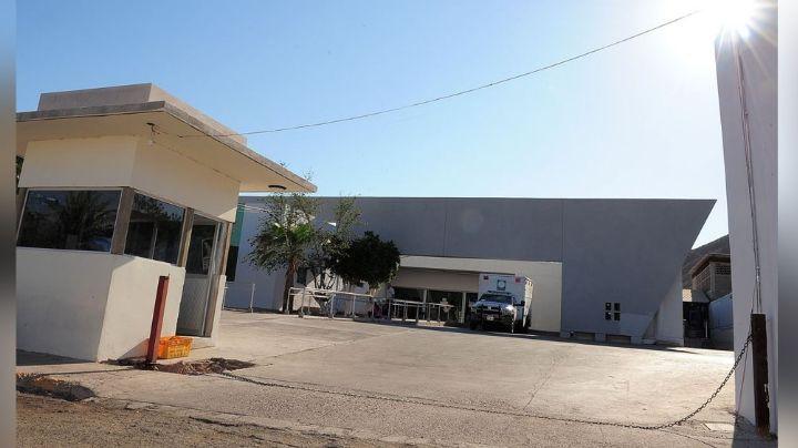 Ocupación hospitalaria por Covid-19 se dispara en el Hospital General en Guaymas