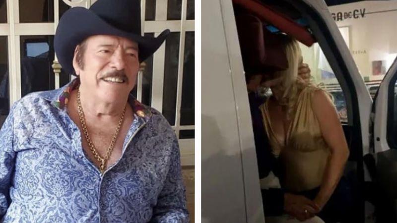 """""""Se merece un cachetadón"""": Destrozan a Lalo Mora y lo llaman """"viejo puerco"""" por besar y tocar a fans"""