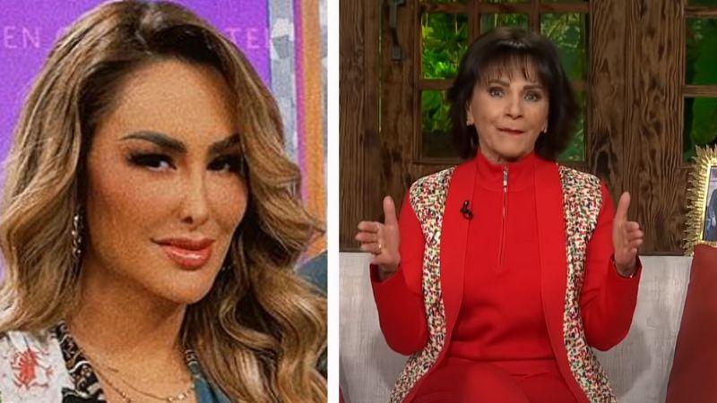 """¿Qué le pasó?"": Desde TV Azteca, Chapoy devora a Ninel Conde por lucir irreconocible ¿tras cirugías?"