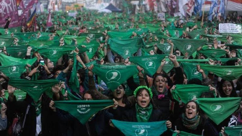 ¡Aborto legal! Veracruz se suma a la marea verde y despenaliza la interrupción del embarazo