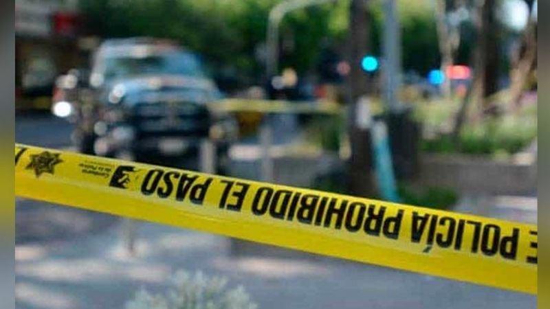De varios impactos de bala, joven es aniquilado al salir de su casa en Zacatecas