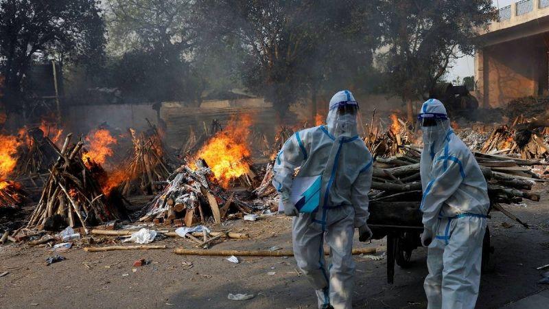 """(FOTOS) """"Es la peor tragedia humana"""": Las víctimas por Covid-19 ascenderían a millones en este país"""
