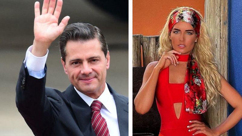 ¿Acabado? Peña Nieto reaparece en FOTO de Instagram con su novia Tania Ruiz; así luce a sus 55 años