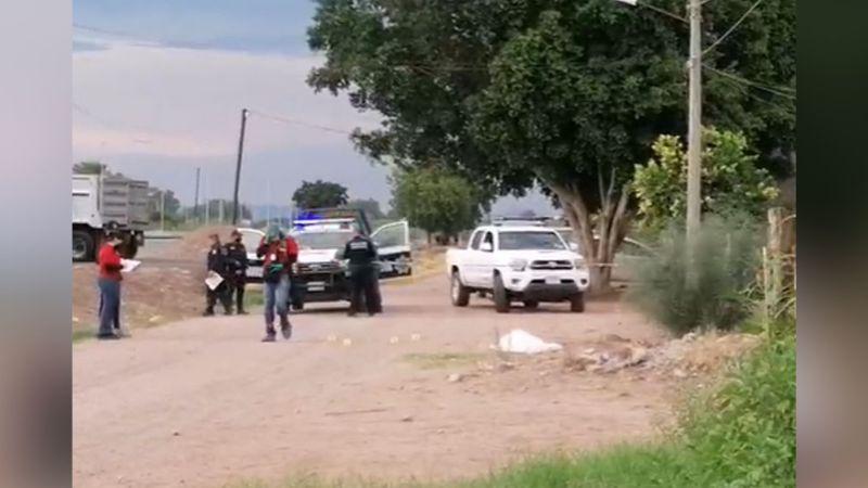 Sujetos armados interceptan a Juan Francisco y lo asesinan a tiros al norte de Cajeme