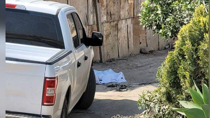 Pánico en Tijuana: En avanzado estado de descomposición e impactos de bala, hallan el cuerpo de hombre