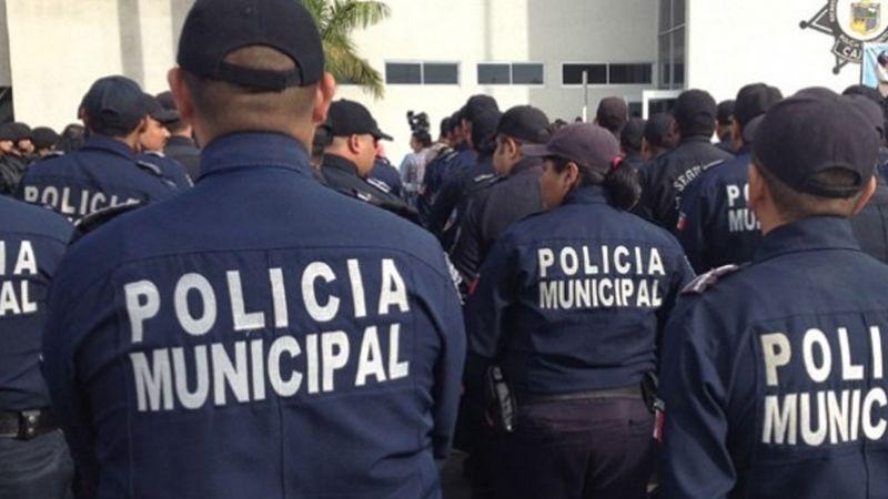 Policías de Cajeme acusan que son obligados a trabajar con Covid-19; hay 7 policías que laboran contagiados