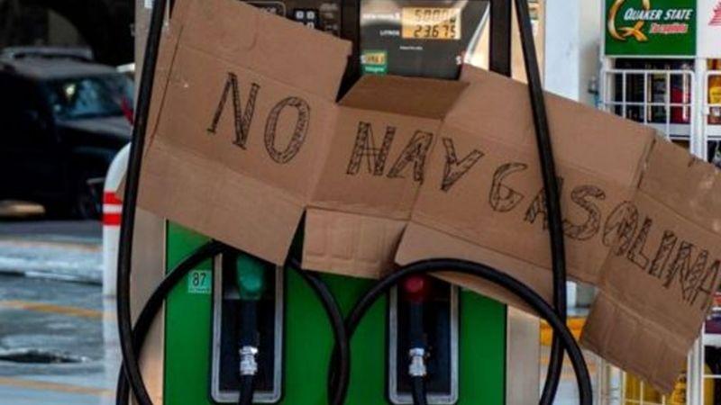 ¡Alerta! Advierten sobre posible escasez de gasolina en Hermosillo y zonas mineras