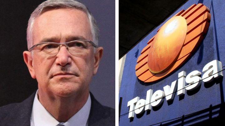 TV Azteca veta a polémico actor de Televisa y le 'cancelan' entrevista; insultó a Salinas Pliego