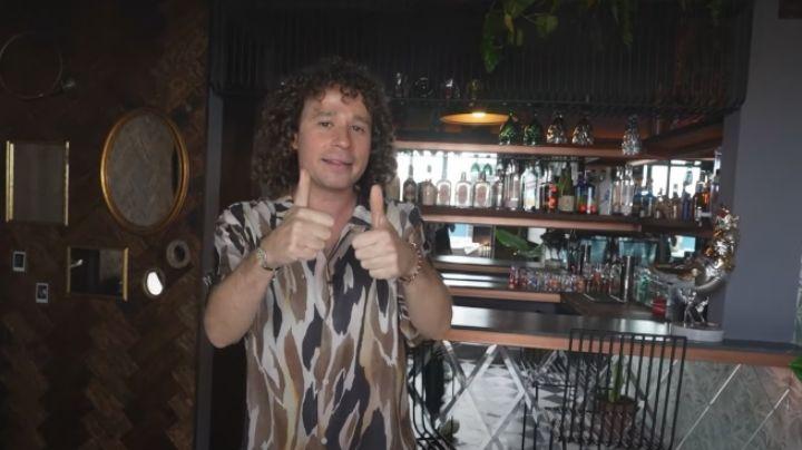 VIDEO: ¡Cumple su sueño! Luisito Comunica construye extraordinario bar en su casa