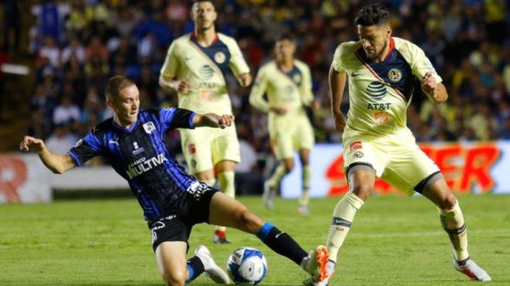 ¡Rueda el balón! Arranca el Apertura 2021 con duelo entre Querétaro y América