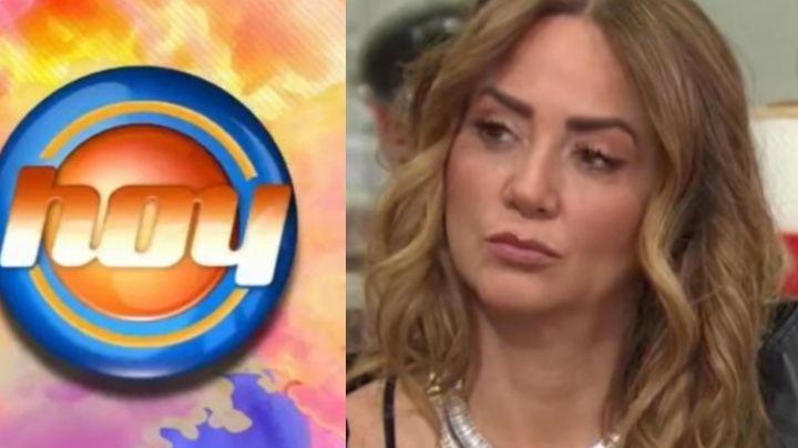 Shock en Televisa: Galilea Montijo da golpe a Andrea Legarreta y confirma nueva conductora en 'Hoy'