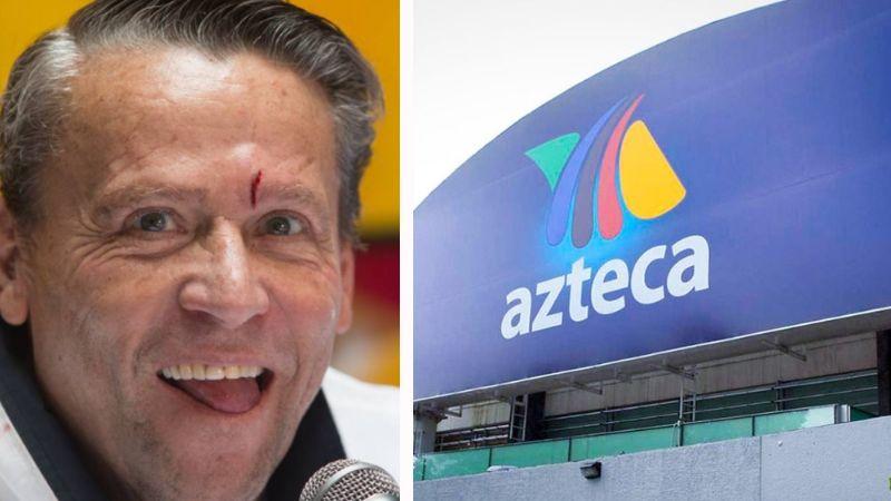 """¿TV Azteca lo corrió? Famoso exhibido por """"vender droga"""" abandona 'VLA'; este conductor lo reemplaza"""