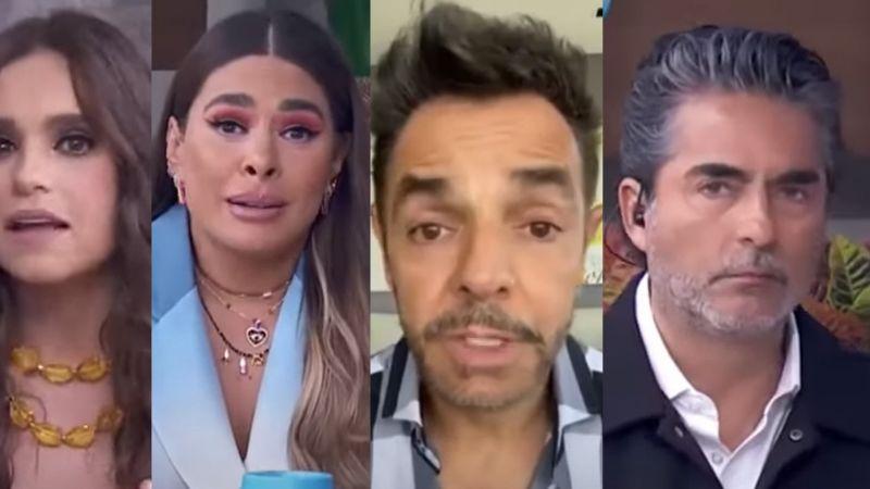 Conductores de 'Hoy' explotan contra haters de Eugenio Derbez y lo defienden en vivo: VIDEO