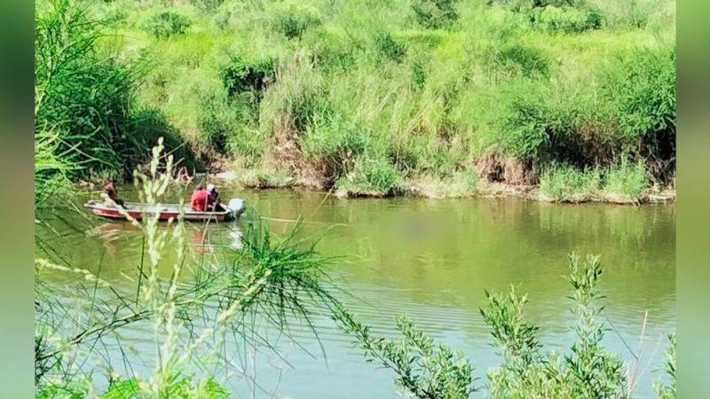 En un canal de Reynosa, encuentran el cuerpo de una persona sin vida al flotar en las aguas