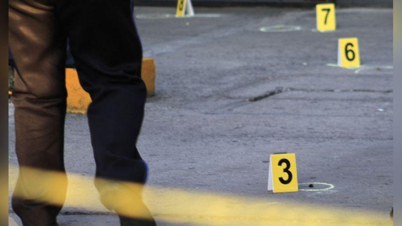 Antes de llegar a la panadería, Pedro es asesinado a balazos en Zacatecas