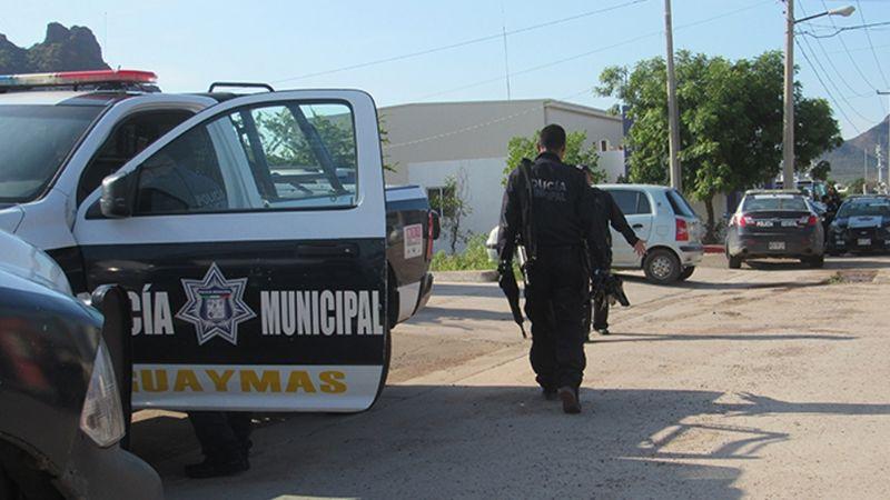 Guaymas: Intenta escapar de sus captores pero lo matan a balazos dentro de vivienda