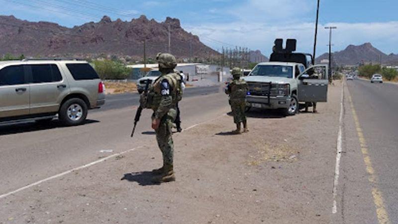 Lo ejecutan de varios tiros y arrojan su cuerpo frente a escuela del norte de Guaymas