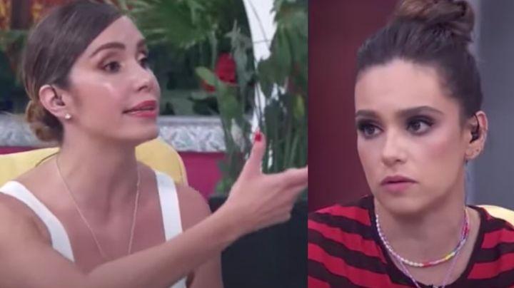 """¡Polémica en Televisa! Tania Rincón y Andrea Escalona se enfrentan en 'Hoy': """"Apagada y triste"""""""